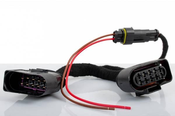 Bilde av Kontakt adapter 10 pin signal ut på pin 8 og 10