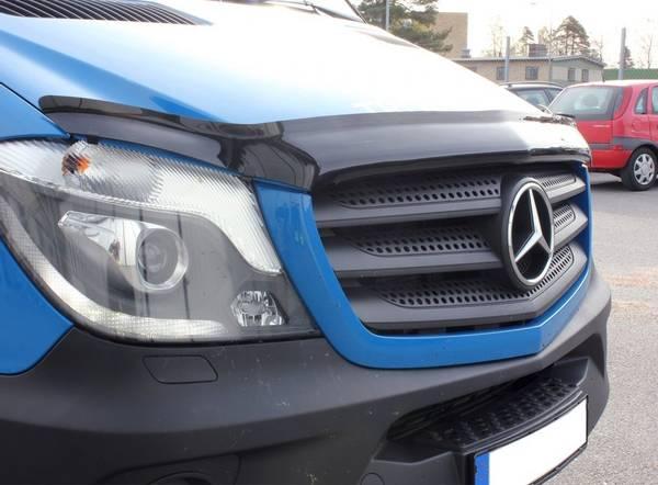 Bilde av Vindaviser panser Mercedes Sprinter 2013-