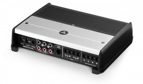 Bilde av JL Audio - XD500/3v2 mulitkanaler